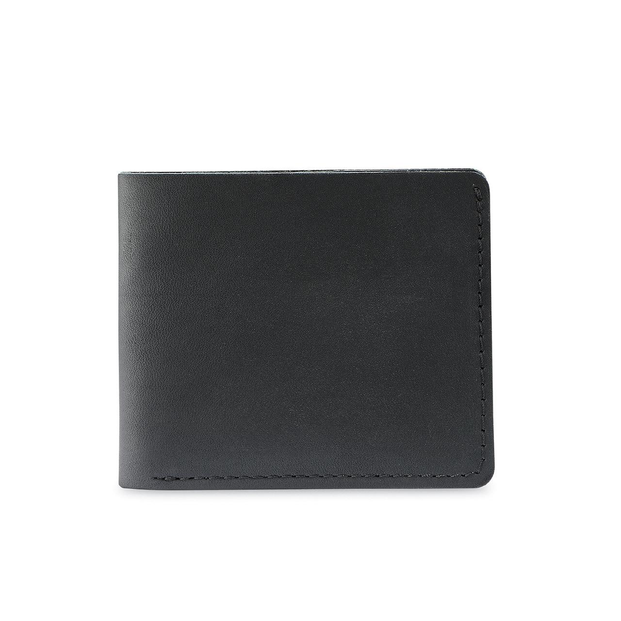 클래식 바이폴드 지갑 95018 - 블랙 프론티어