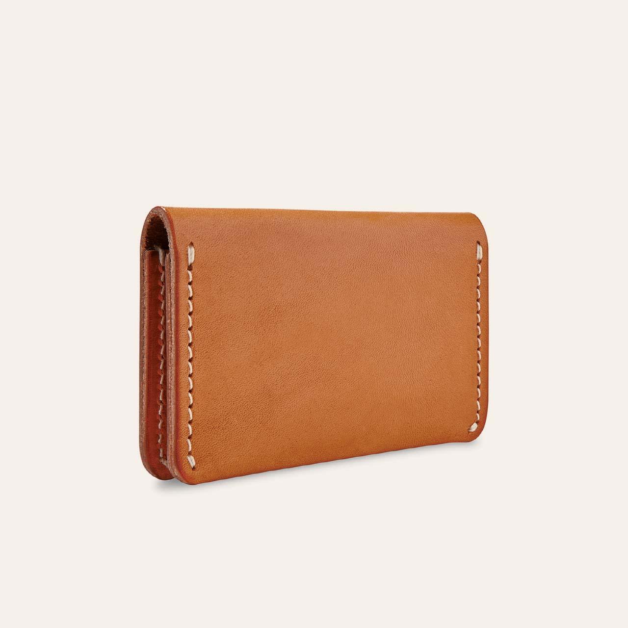 카드 홀더 지갑 95029 - 내추럴 베지터블 탄