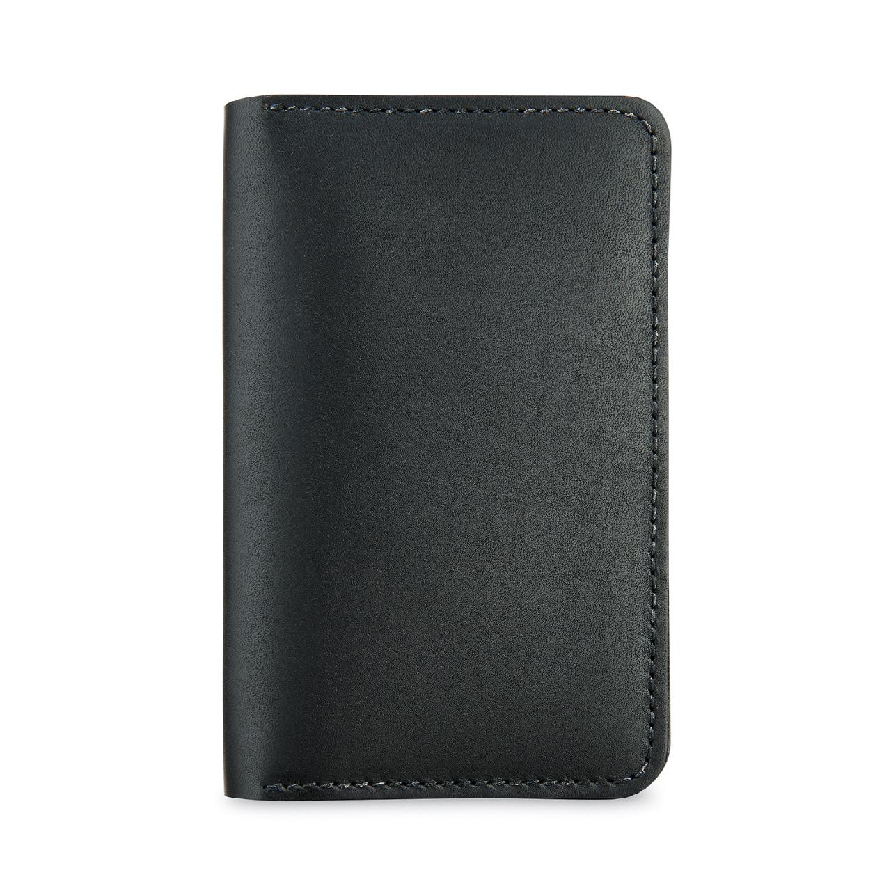 패스포트 지갑 95020 - 블랙 프론티어