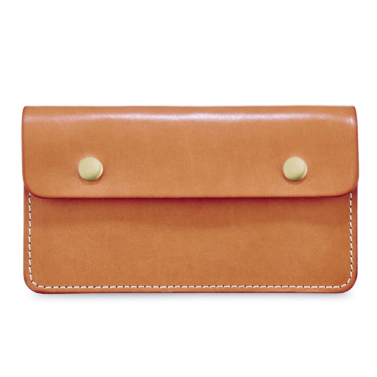 트러커 지갑 95023 - 내추럴 베지터블 탄