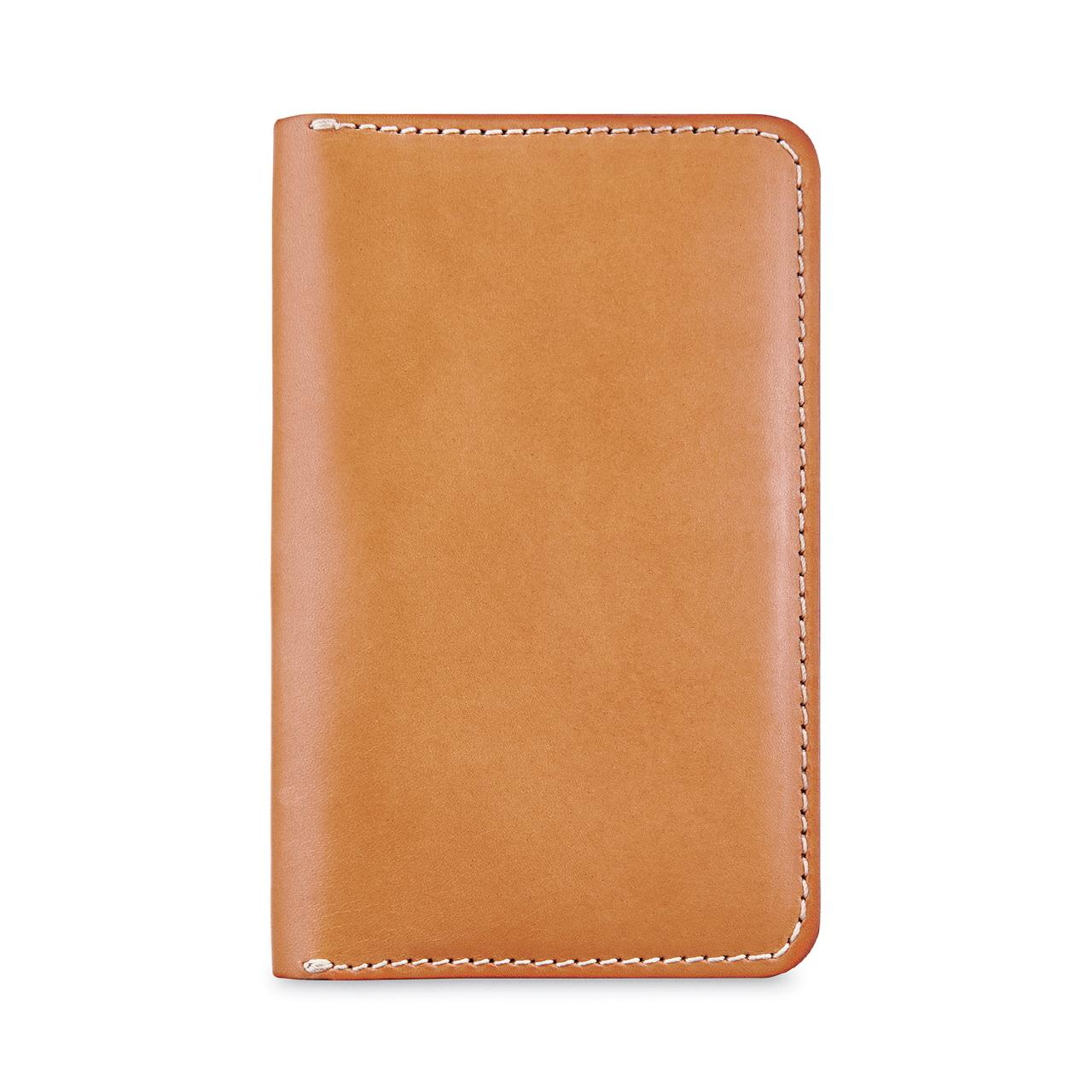 패스포트 지갑 95028 - 내추럴 베지터블 탄
